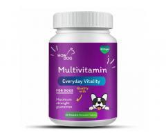 Wowdog Multivitamin Tablet Dog Supplement 120 Pieces